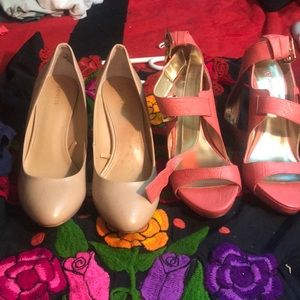 Shoes sise 9 and 8